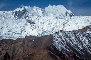 Annapurna set fra nord